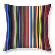 Unity Of Colour Throw Pillow