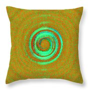 Universal Chakra Throw Pillow