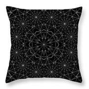 Universal Framework Throw Pillow
