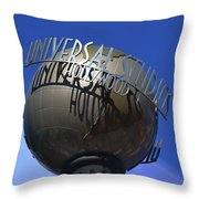 Universal Studios Throw Pillow