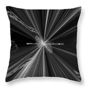 Universe Carols Throw Pillow