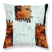 Universi No. 1  Throw Pillow