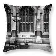 University Of Chicago 1970s Throw Pillow