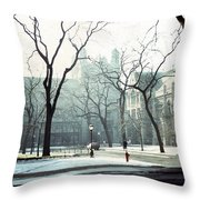 University Of Chicago 1976 Throw Pillow