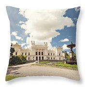University Of Lund Throw Pillow