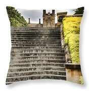 University Of Sydney Steps Throw Pillow