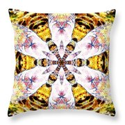 Unknown Dream Throw Pillow