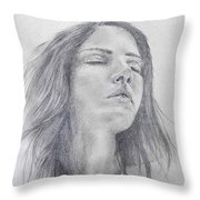 Unknown Model - 1 Throw Pillow