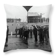 Unknown Soldier, C1918 Throw Pillow