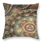 Unknown Space Throw Pillow