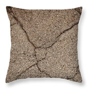 Unlatched Page Throw Pillow