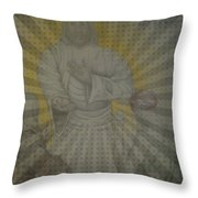 Unlimited Mercy Throw Pillow
