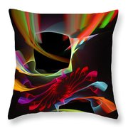 Unmanaged Complexity Throw Pillow