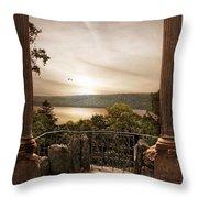 Untermyer Views Throw Pillow