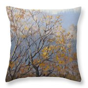 Until Next Year Throw Pillow