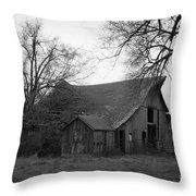 Until The Cows Come Home Throw Pillow
