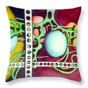 Untitled - 051129 Throw Pillow