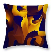 Untitled 122712 Throw Pillow