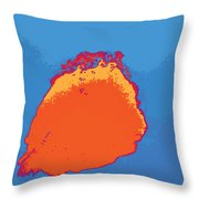 Untitled 2014, No. 1 Throw Pillow