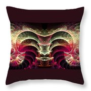 Untitled 226 Throw Pillow