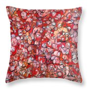 Untitled #35 Throw Pillow