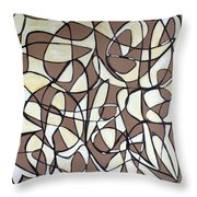 Untitled 44 Throw Pillow