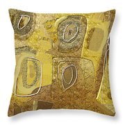 Untitled 513 Throw Pillow