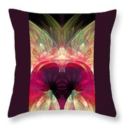 Untitled 720 Throw Pillow