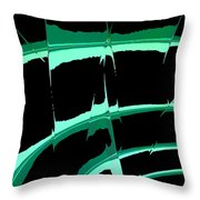 Mathematical Abstract 1 Throw Pillow