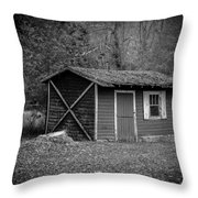 A Place In The Woods Throw Pillow