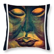 Untitled No. 5 Throw Pillow