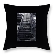 Untitled No. 60 Throw Pillow