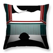Untitled No.04 Throw Pillow