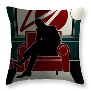 Untitled No.06 Throw Pillow
