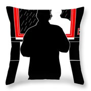Untitled No.11 Throw Pillow