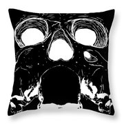 Untitled No.21 Throw Pillow