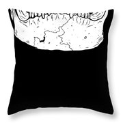 Untitled No.34 Throw Pillow