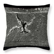 Untitled No.80 Throw Pillow
