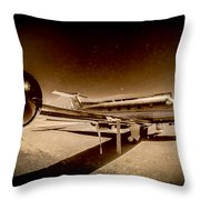 Unusual 12 Throw Pillow
