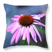 Unvarnished Throw Pillow
