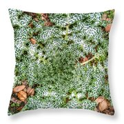 Unwanted Nature Throw Pillow