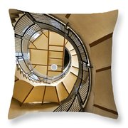 Up The Staircase Throw Pillow