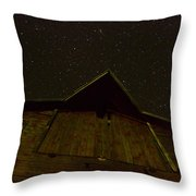 Up To The Heavens Throw Pillow