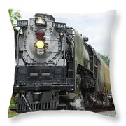 Up844 Throw Pillow