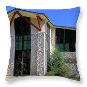 Upj Blackington Hall Throw Pillow