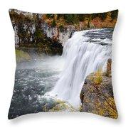 Upper Mesa Throw Pillow