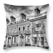 Upper Regents Street Throw Pillow