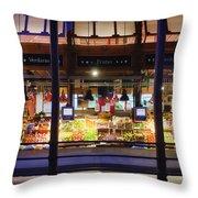 Upscale Mercado Throw Pillow