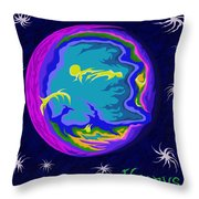 Uranus Ss Throw Pillow