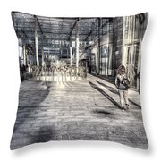 Urban #1 Throw Pillow